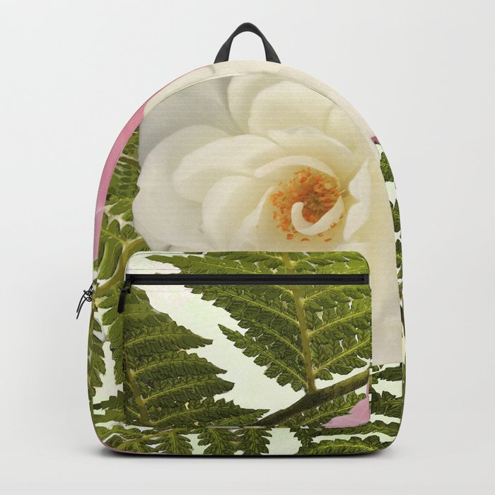 The laughter in the garden Backpack