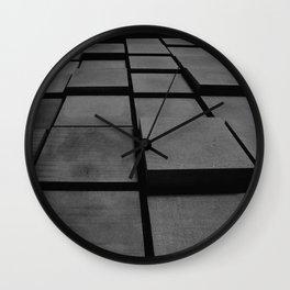blockodrome Wall Clock