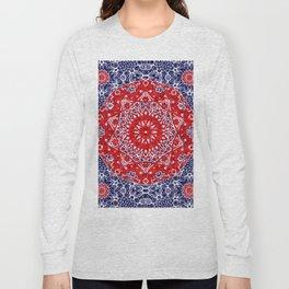 Maltesse Mandala Bandana Long Sleeve T-shirt