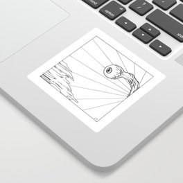 Vision Sticker