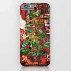 Bibliophile's Christmas iPhone 6s Slim Case