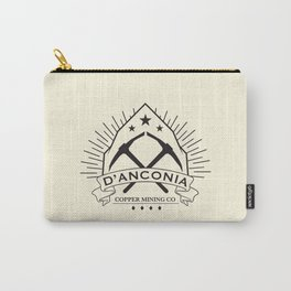 D'Anconia Copper Carry-All Pouch