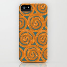 Indian Jalebi iPhone Case