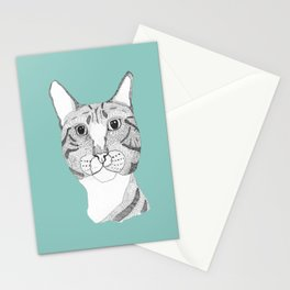 Tabbycat Stationery Cards