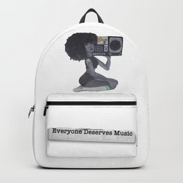 Everyone Deserves Music Backpack