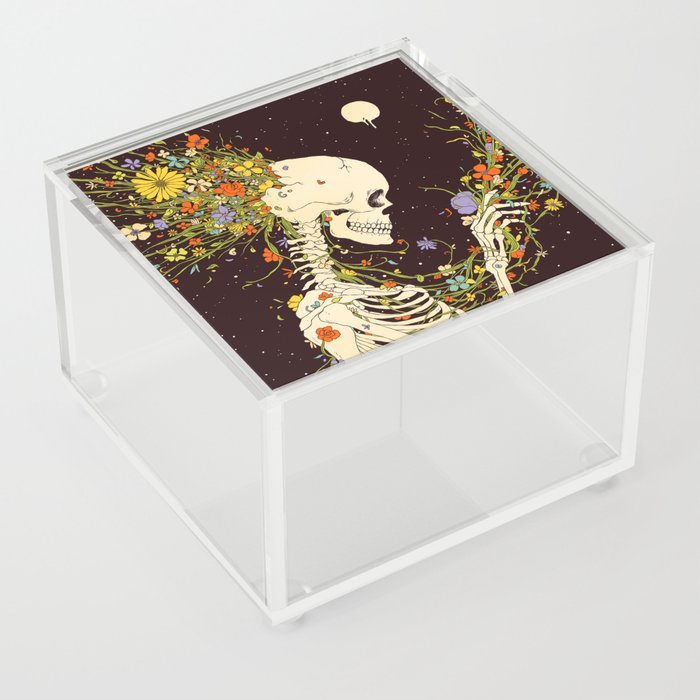 I Thought of the Life that Could Have Been Acrylic Box