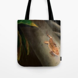 Crested Wild Tote Bag