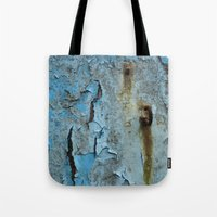 hook Tote Bags featuring The Hook by aeolia
