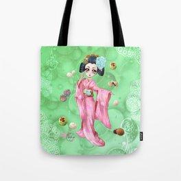 Wagashi Tote Bag