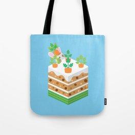 Carrot Cake Tote Bag