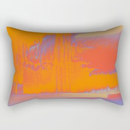 Over Cooked Rectangular Pillow