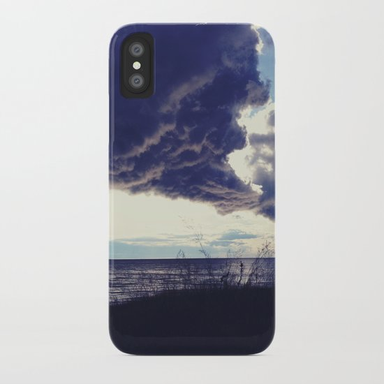 U.P. Clouds iPhone Case