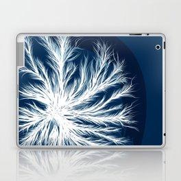 Mycelium in a petri dish Laptop & iPad Skin
