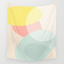 Lost In Shapes III #society6 #abstract Wall Tapestry