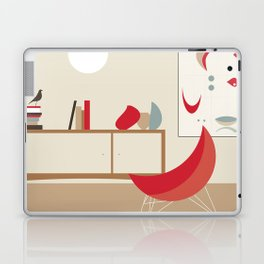 Inside Mid-century modern 120 Laptop & iPad Skin