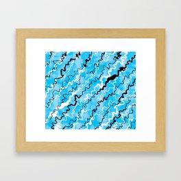 Echo Rivers Framed Art Print