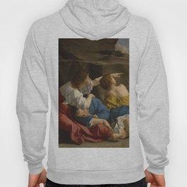 Orazio Gentileschi renascence art Hoody