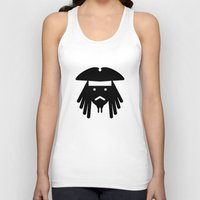 sparrow Tank Tops featuring sparrow by atipo