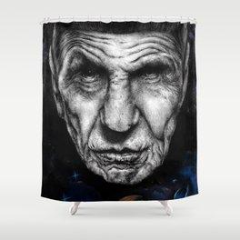 Spock Shower Curtain