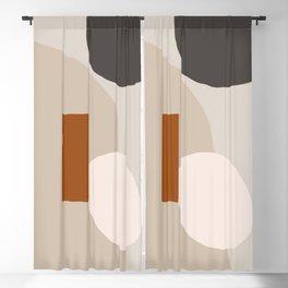 Contemporary 37 Blackout Curtain