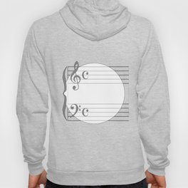 Music Circle Hoody