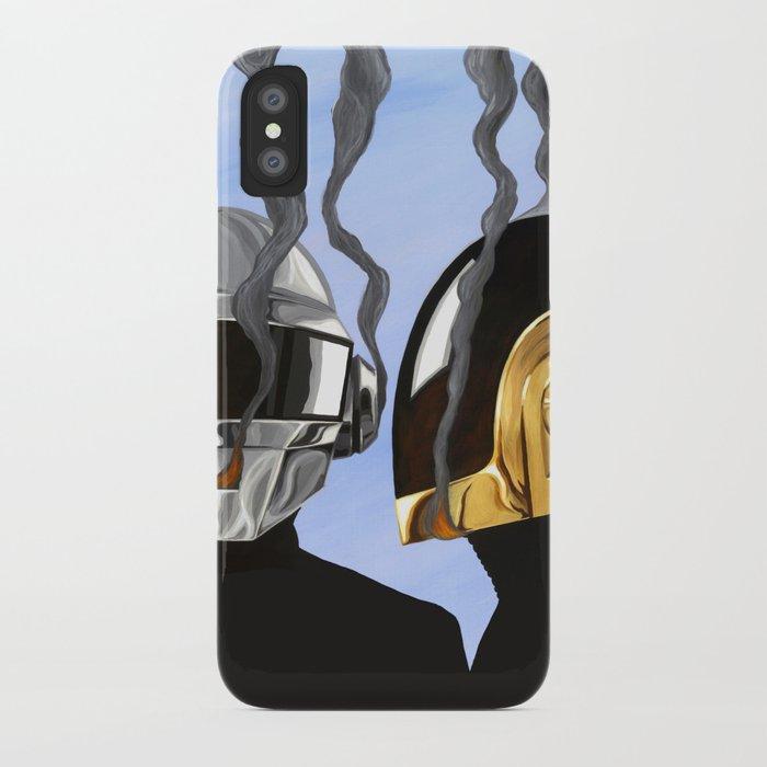 Daft Punk Deux iPhone Case