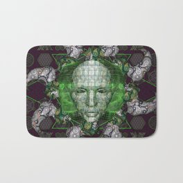 Cybernetic Bath Mat