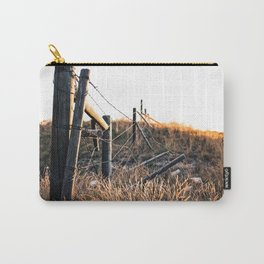 Fence in Color Carry-All Pouch