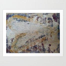 Archangel Micheal  Art Print