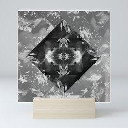 SWIM IN SALIVA #3 Mini Art Print