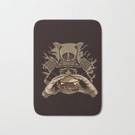 Samurai Burger Bath Mat