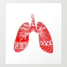 Anatomical Inaccuracy  Art Print