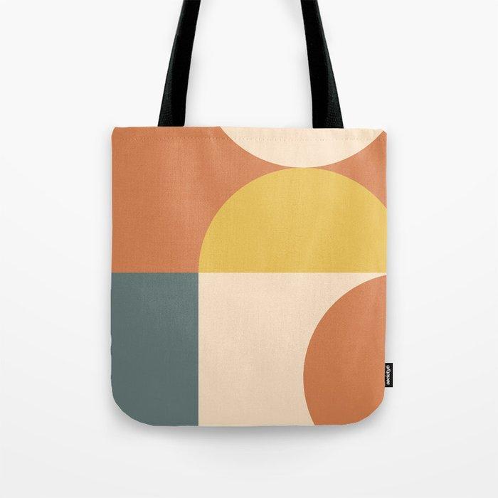 Abstract Geometric 04 Tote Bag