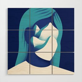Portrait Wood Wall Art