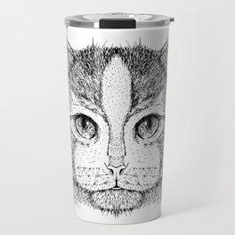 Cat 9 Travel Mug