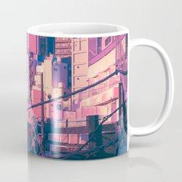 Early Morning Tokyo Coffee Mug