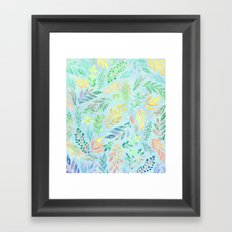 Nature In Colors 10 Framed Art Print