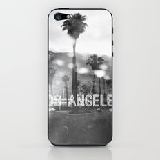 Los Angeles lover number 2 iPhone & iPod Skin