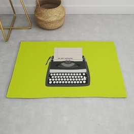 the perks of being wallflower Rug