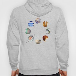 Space Rocks Hoody