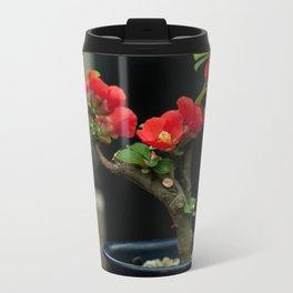 BEAUTIFUL CAMELIA BONSAI Travel Mug