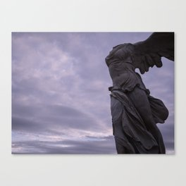 Decay of Glory Canvas Print