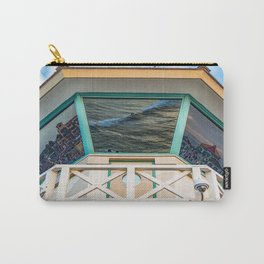 Surf City Reflects  Carry-All Pouch