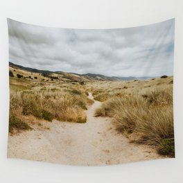 Path at Point Reyes Wall Tapestry