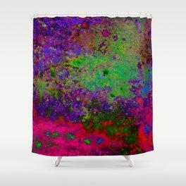 Random Colors Shower Curtain