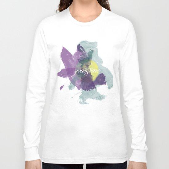 you&me Long Sleeve T-shirt