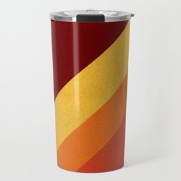 Retro 70s Color Palette II Travel Mug