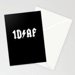 1D AF Stationery Cards