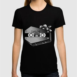 coffin tape T-shirt