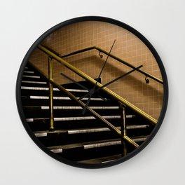Shtairs.  Wall Clock